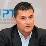 Eduardo Abad. Presidente de UPTA